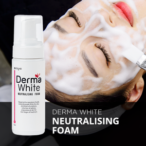 Mousse neutralisante Derma white