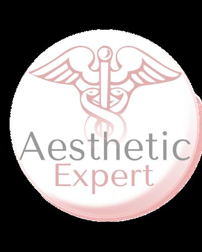 Logo Aesthetic expert bb glow